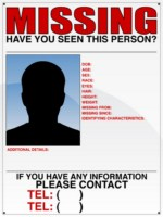missing person image